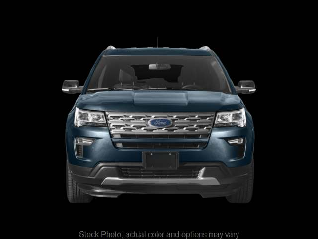 Used 2019  Ford Explorer 4d SUV 4WD Limited V6 at Graham Auto Group near Mansfield, OH