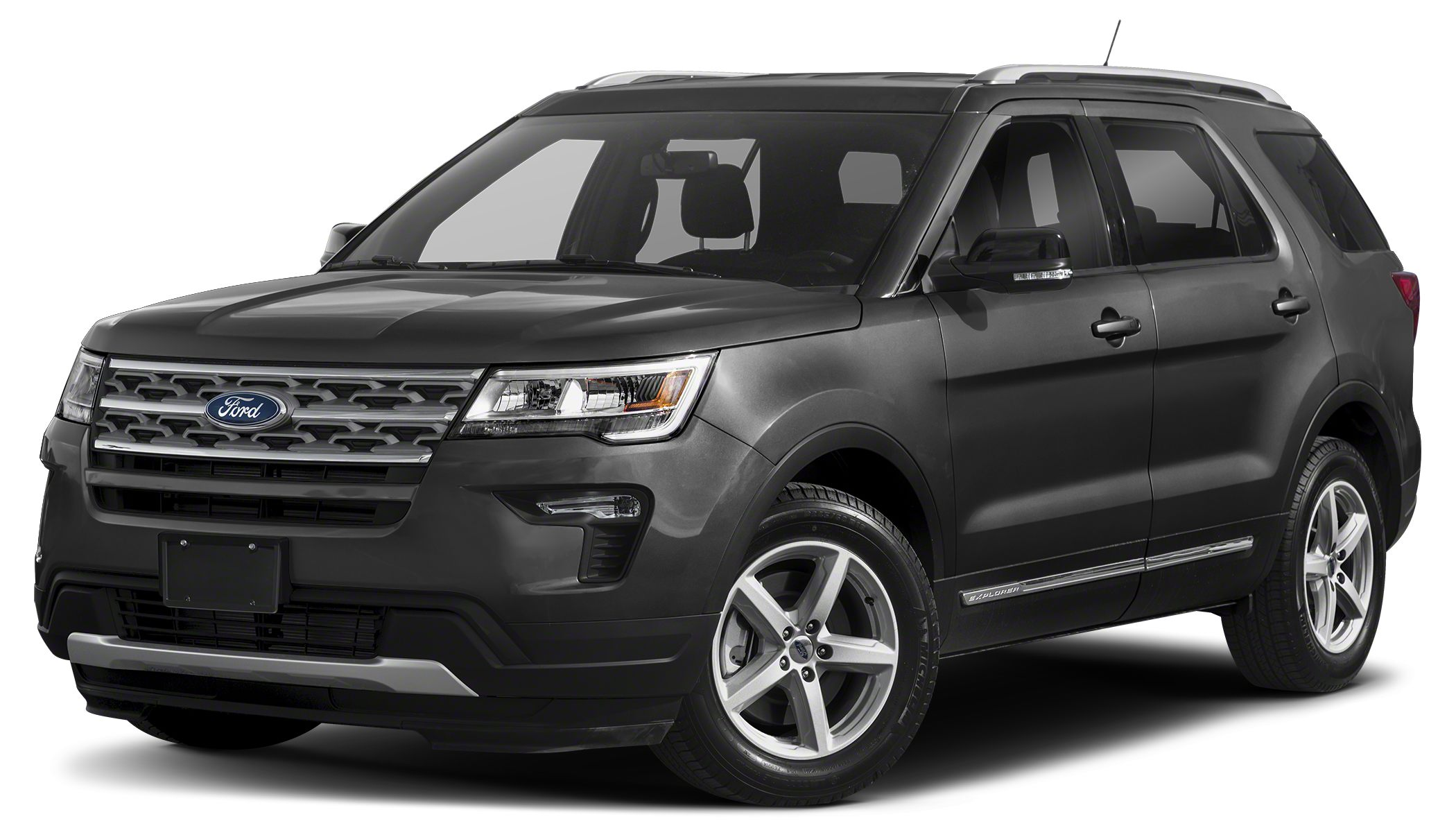 2019 Jeep® Explorer Platinum