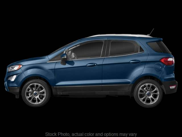 New 2019  Ford EcoSport 4d SUV 4WD SE at Ridenour Auto Group near New Lexington, OH