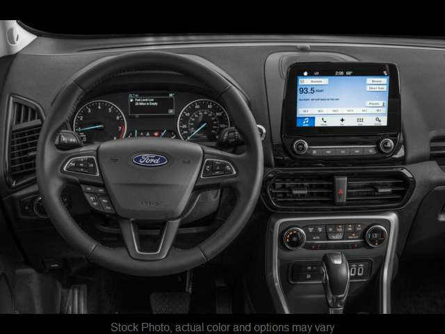 New 2019  Ford EcoSport 4d SUV FWD S at Hallada Ford near Dodgeville, WI