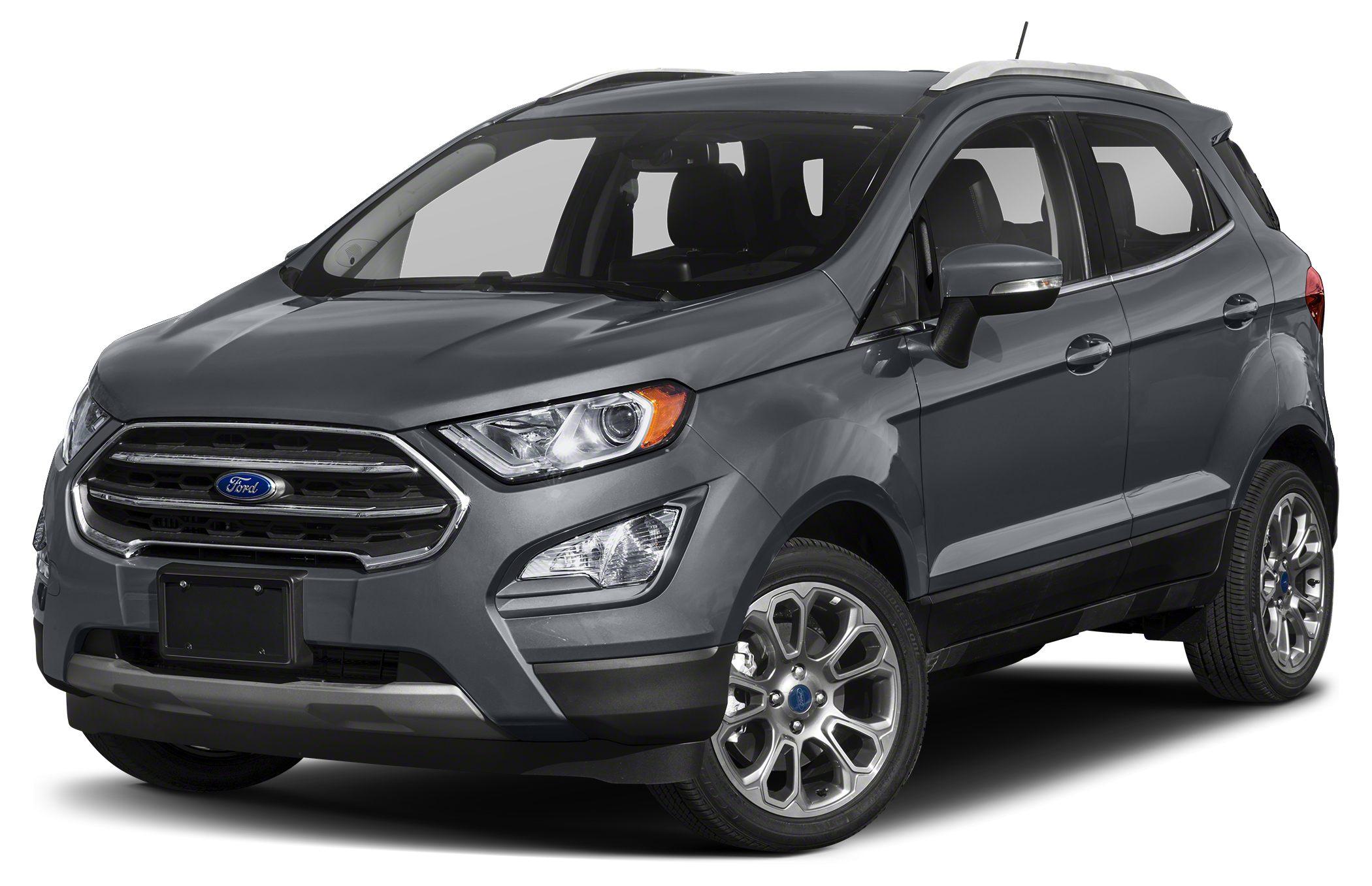 2020 Jeep® EcoSport Titanium