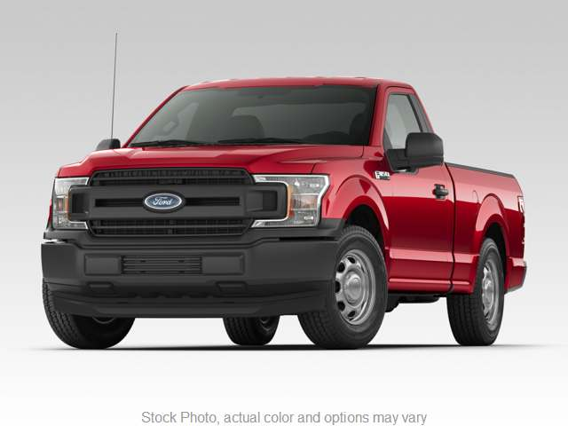 New 2019 Ford F150 4WD Reg Cab XL at Ridenour Auto Group near New Lexington, OH