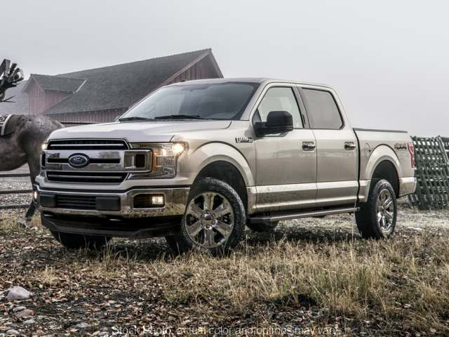 Used 2019  Ford F150 4WD SuperCrew XLT 5 1/2 at Car Country near Aurora, IN