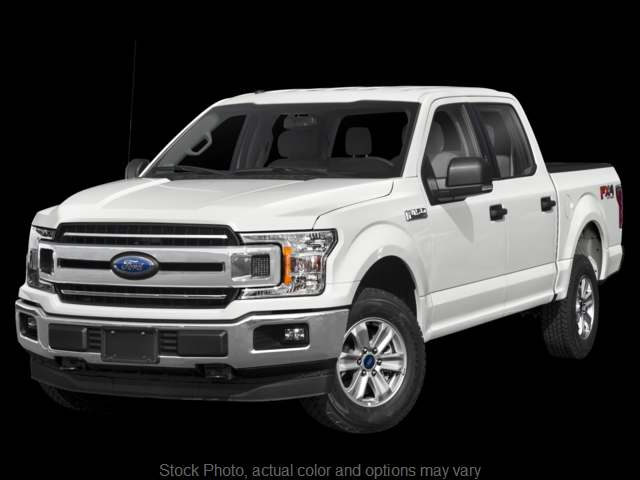 New 2019  Ford F150 4WD SuperCrew XLT 5 1/2 at Graham Auto Group near Mansfield, OH
