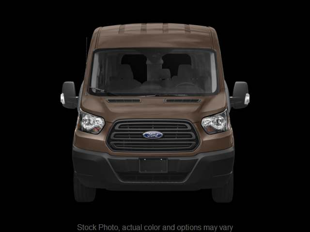 New 2019  Ford Transit 150 Passenger Wagon Med Roof Wagon XLT at Graham Auto Group near Mansfield, OH