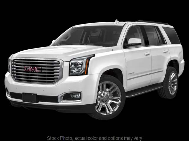 New 2020  GMC Yukon 4d SUV 4WD Denali at Charbonneau Car Center near Dickinson, ND