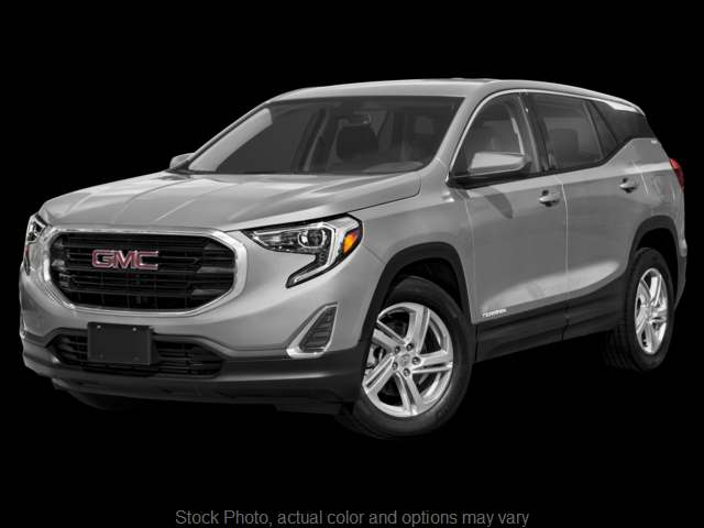 Used 2018  GMC Terrain 4d SUV FWD SLE 1.5L Turbo at Al West Nissan near Rolla, MO