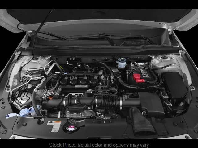 New 2019  Honda Accord Sedan 4d EX 1.5L at Carmack Car Capitol near Danville, IL