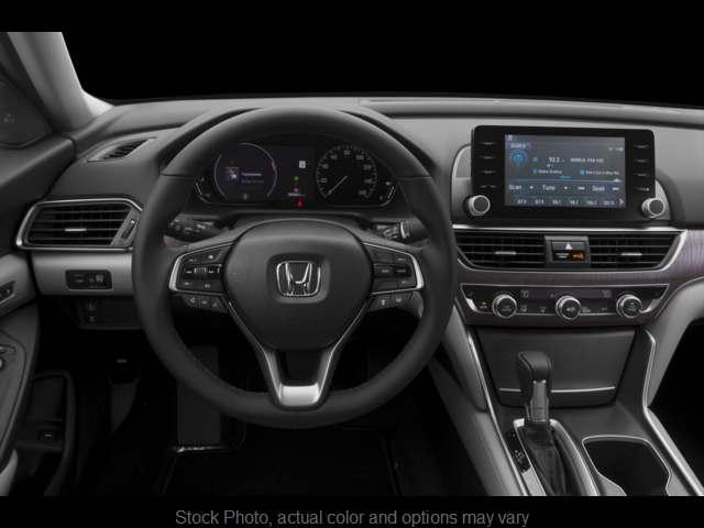 New 2019  Honda Accord Sedan 4d EX-L 1.5L at Carmack Car Capitol near Danville, IL