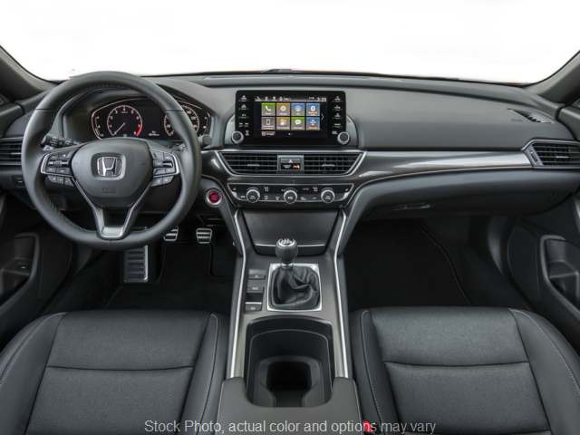 New 2019  Honda Accord Sedan 4d LX 1.5L at Carmack Car Capitol near Danville, IL