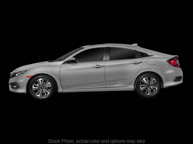 Used 2018  Honda Civic Sedan 4d EX-T CVT at Edd Kirby's Adventure near Dalton, GA