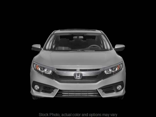 New 2018  Honda Civic Sedan 4d EX-T CVT at Carl Hogan Honda near Columbus, MS