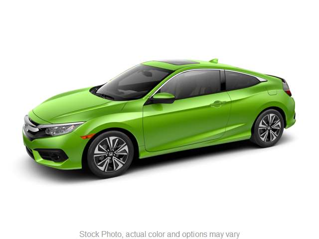 New 2018  Honda Civic Coupe 2d EX-L at CarloanExpress.Com near Hampton, VA