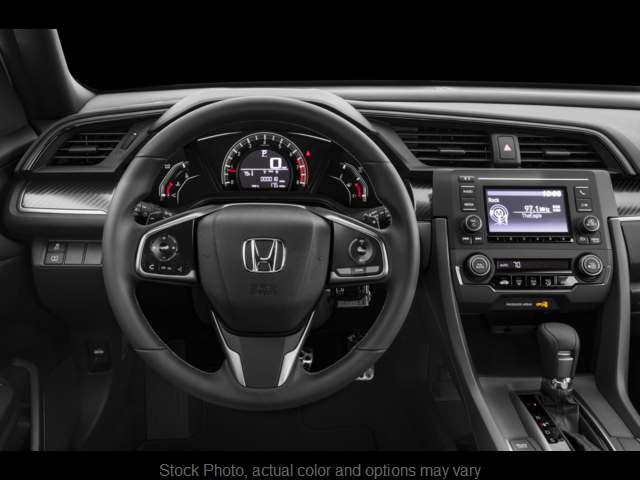 Used 2018  Honda Civic Hatchback 4d Sport 6spd at Camacho Mitsubishi near Palmdale, CA