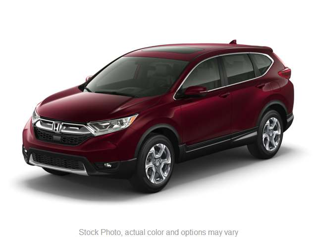 New 2018 Honda CR-V 4d SUV FWD EX at Carl Hogan Honda near Columbus, MS