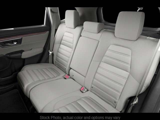 New 2018  Honda CR-V 4d SUV FWD EX at Carl Hogan Honda near Columbus, MS