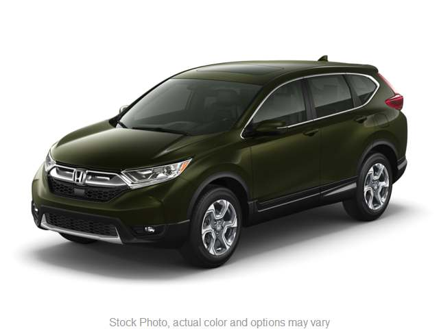 New 2018 Honda CR-V 4d SUV FWD EX-L at Carl Hogan Honda near Columbus, MS