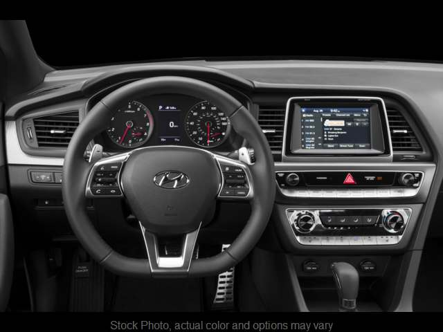 New 2019  Hyundai Sonata 4d Sedan Sport at Graham Auto Group near Mansfield, OH