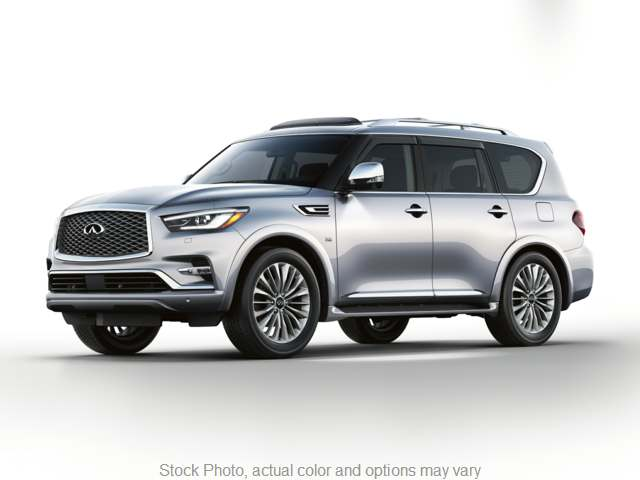 2018 Infiniti QX80 4d SUV RWD at You Sell Auto near Lakewood, CO