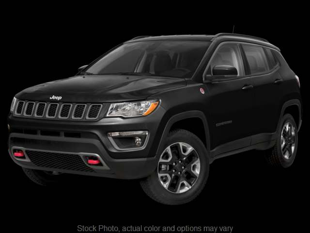 2018 Jeep Compass 4d SUV 4WD Trailhawk at Kama'aina Motors near Hilo, HI