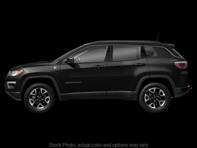 New 2018  Jeep Compass 4d SUV 4WD Trailhawk at Kama'aina Motors near Hilo, HI