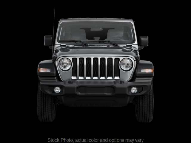 New 2019  Jeep Wrangler Unlimited 4d SUV 4WD Sport S at Kona Auto Center near Kailua Kona, HI