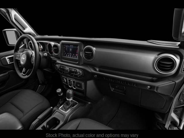 New 2019  Jeep Wrangler Unlimited 4d SUV 4WD Rubicon at Kona Auto Center near Kailua Kona, HI