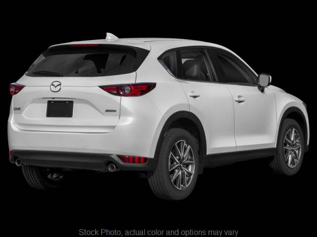 Used 2018  Mazda CX-5 4d SUV AWD Grand Touring at Graham Auto Group near Mansfield, OH