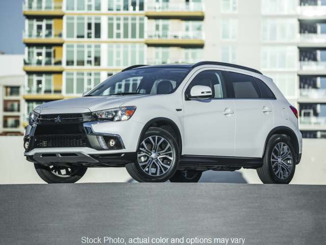 New 2019 Mitsubishi Outlander Sport 4d SUV FWD 2.0L ES CVT at Greer Mistubishi near Greer, SC