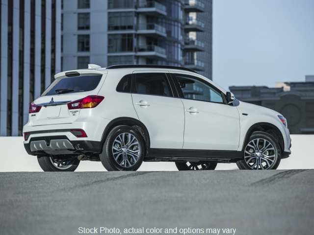 New 2019  Mitsubishi Outlander Sport 4d SUV FWD 2.0L SE at R & R Sales, Inc. near Chico, CA