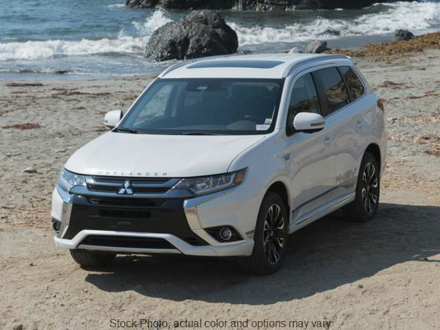 2018 Mitsubishi Outlander PHEV 4d SUV AWC SEL at The Gilstrap Family Dealerships near Easley, SC