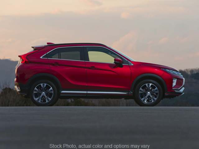 Used 2019  Mitsubishi Eclipse Cross 4d SUV AWC SE (Ltd Avail) at Camacho Mitsubishi near Palmdale, CA