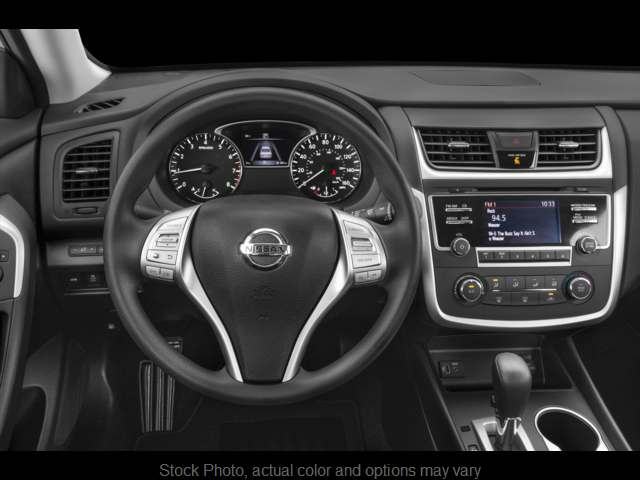 New 2018  Nissan Altima 4d Sedan 2.5L SV at Kama'aina Nissan near Hilo, HI