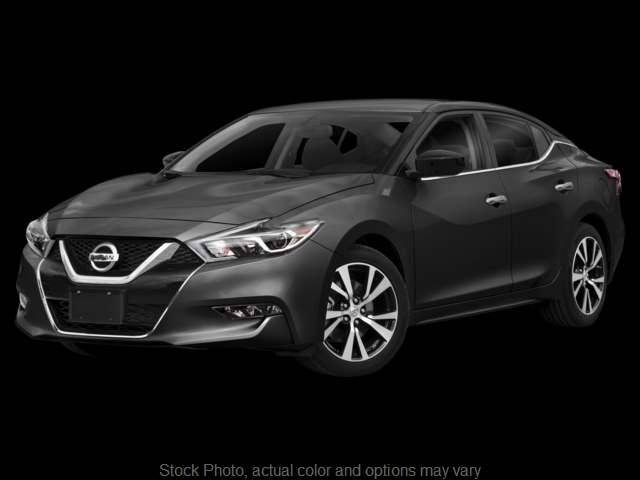 New 2018  Nissan Maxima 4d Sedan S at Nissan of Paris near Paris, TN