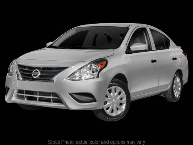 New 2019  Nissan Versa 4d Sedan SV at Kama'aina Nissan near Hilo, HI