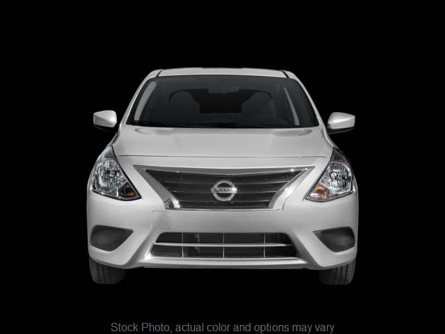 New 2019  Nissan Versa 4d Sedan S Plus at Graham Auto Group near Mansfield, OH