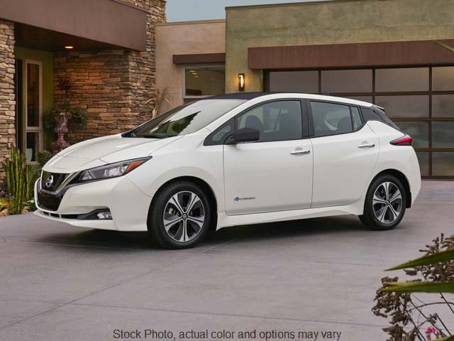 New 2019  Nissan Leaf 4d Hatchback SL at Kona Auto Center near Kailua Kona, HI