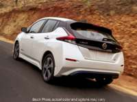 New 2018  Nissan Leaf 4d Hatchback SL at Kama'aina Nissan near Hilo, HI