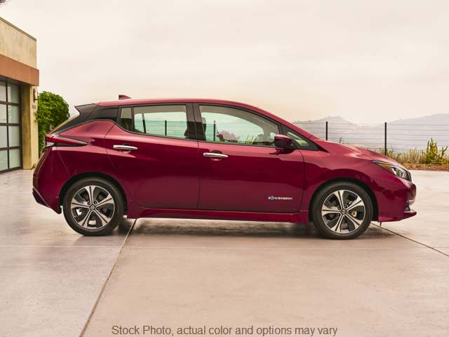 New 2019  Nissan Leaf 4d Hatchback SV at Kona Nissan near Kailua Kona, HI