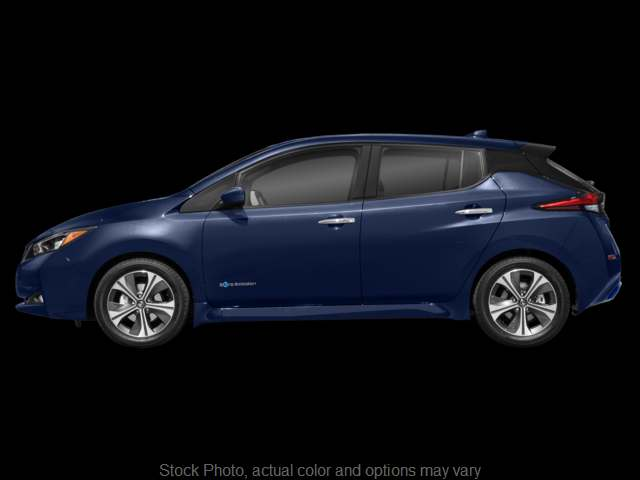 New 2019  Nissan Leaf 4d Hatchback SV Plus at Kama'aina Nissan near Hilo, HI