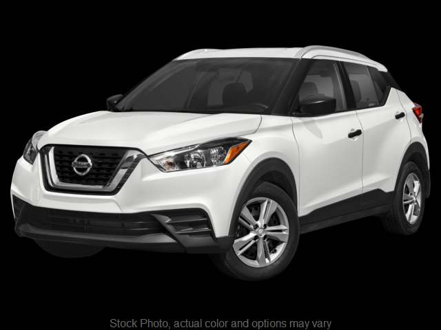 New 2019  Nissan Kicks 4d SUV FWD SV at Kona Auto Center near Kailua Kona, HI