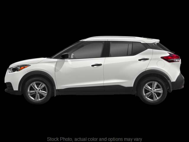 New 2018  Nissan Kicks 4d SUV FWD SR at Kama'aina Nissan near Hilo, HI