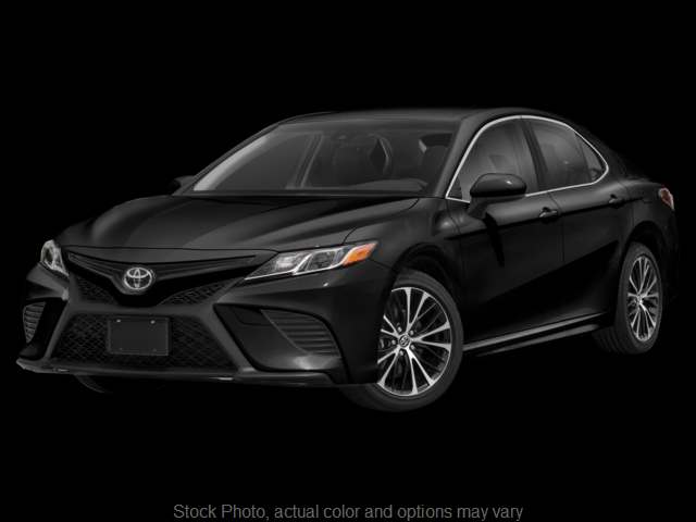 2018 Toyota Camry 4d Sedan SE at Graham Auto Group near Mansfield, OH