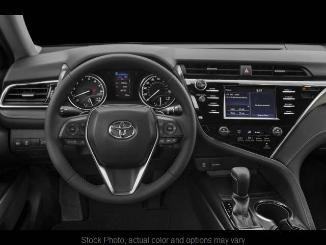 Used 2019  Toyota Camry 4d Sedan SE at Ypsilanti Imports near Ypsilanti, MI
