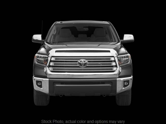 Used 2018  Toyota Tundra 4WD CrewMax Limited 5.7L FFV at Graham Auto Group near Mansfield, OH