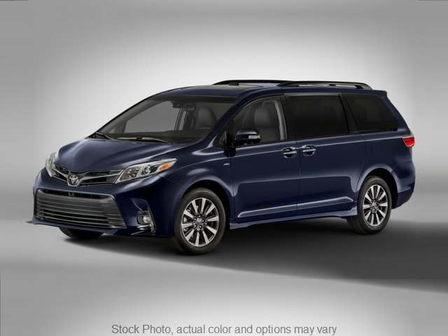 Used 2018  Toyota Sienna 4d Wagon XLE Premium at Oxendale Auto Outlet near Winslow, AZ