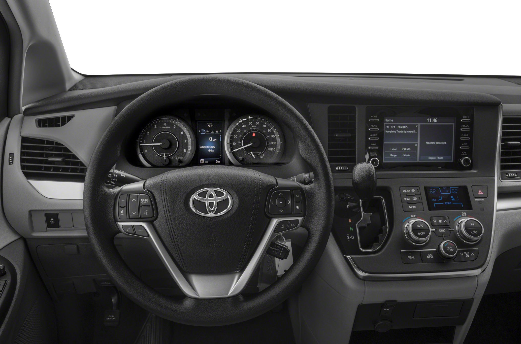 2018 Toyota Sienna for sale in Regina Taylor Toyota