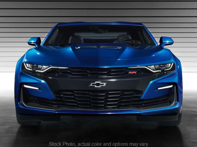New 2019  Chevrolet Camaro 2d Coupe ZL1 at Melloy Auto Group near Los Lunas, NM