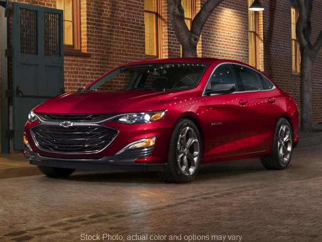 2019 Chevrolet Malibu 4d Sedan LT at McKaig Chevrolet Buick near Gladewater, TX