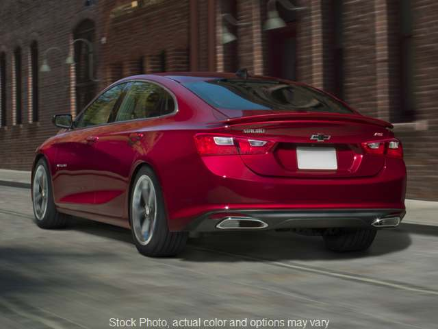 New 2019  Chevrolet Malibu 4d Sedan LT at Sharpnack Auto Credit near Willard, OH